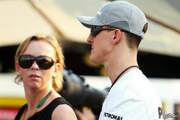 Schumachers Managerin Sabine Kehm wird von der Staatsanwaltschaft befragt