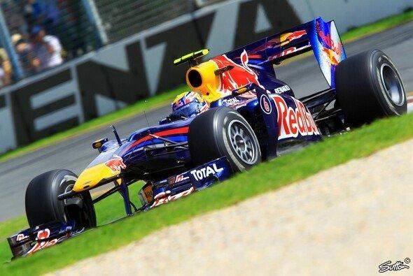 Mark Webber drehte die schnellste Runde des Wochenendes. - Foto: Sutton