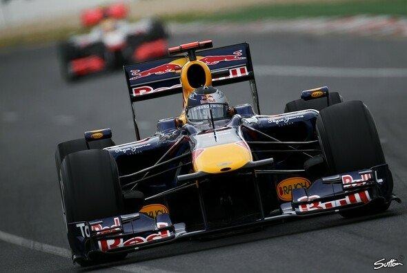 Sebastian Vettel holte im zweiten Qualifying die zweite Pole. - Foto: Sutton