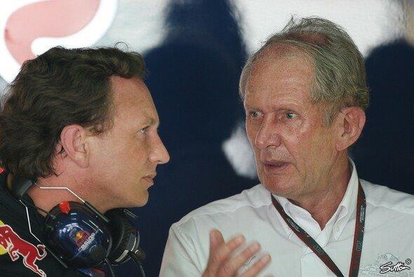 Dr. Helmut Marko sieht Red Bull und Ferrari an der Spitze - Foto: Sutton