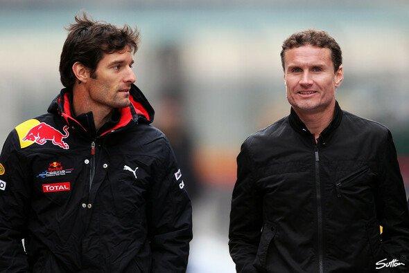 Hatten auf und abseits der Piste immer ein gutes Verhältnis: Webber & Coulthard