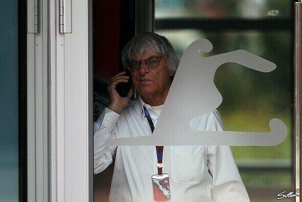 Bernie Ecclestone arbeitet weiter an neuen Rennen