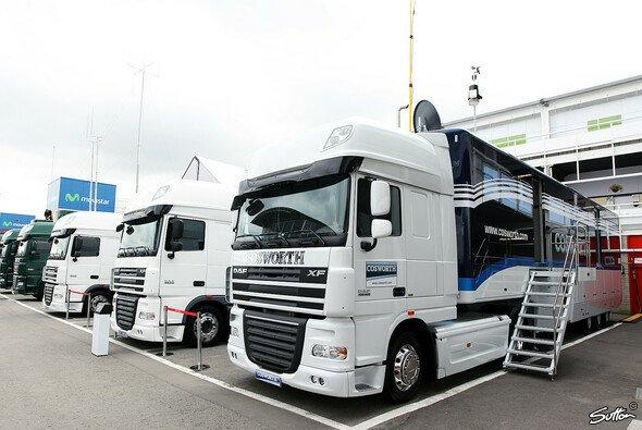 Cosworth erwartet keinen Wechsel von Lotus zu Renault - Foto: Sutton