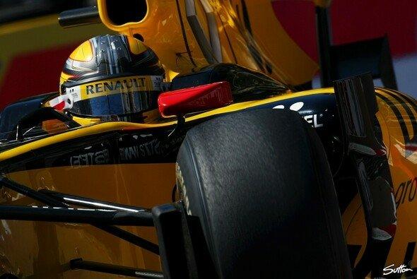 Robert Kubica kann in Monaco weit vorne landen