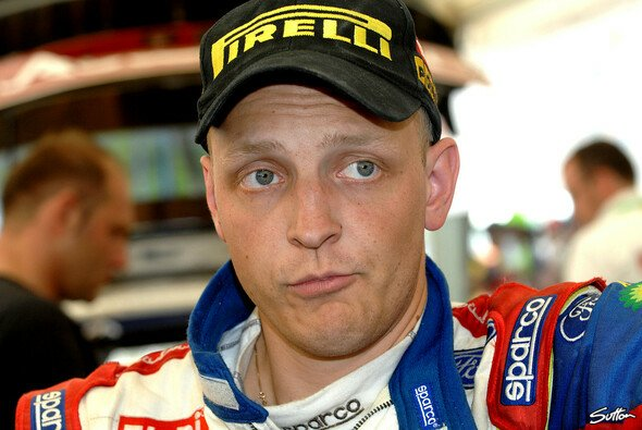 Hirvonen bleibt optimistisch - Foto: Sutton