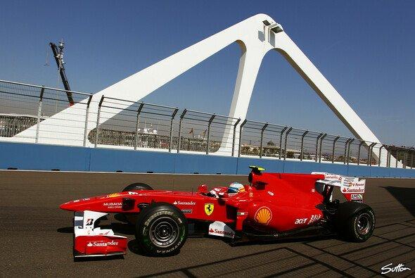 Fernando Alonso fuhr die schnellste Runde - Foto: Sutton