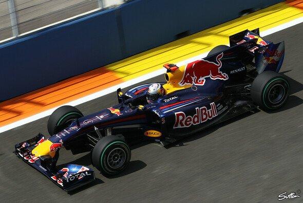 Sebastian Vettel hat die beste Ausgangslage - Foto: Sutton