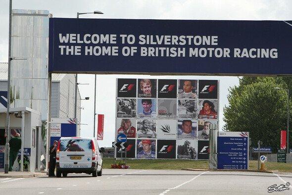 Silverstone freut sich auf die Formel 1