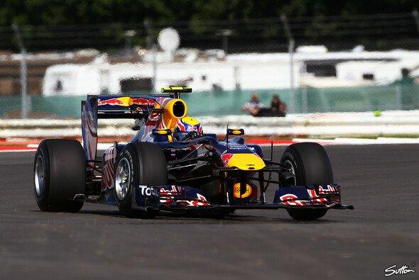 Mark Webber erzielte die Tagesbestzeit - Foto: Sutton