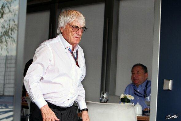 Jean Todt will Ecclestone und Co. beruhigen