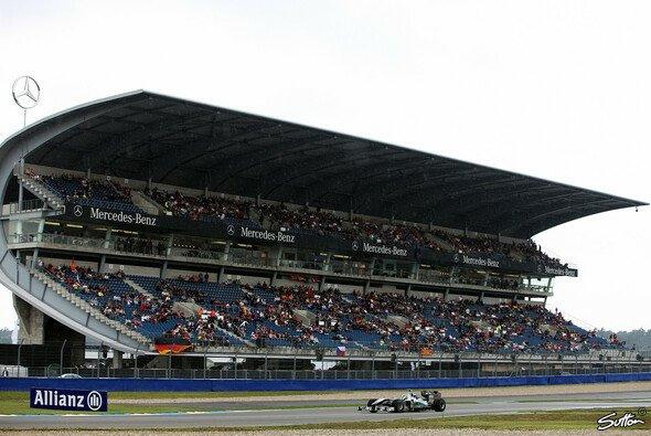 Hockenheim könnte wieder jährlich die F1 beherbergen