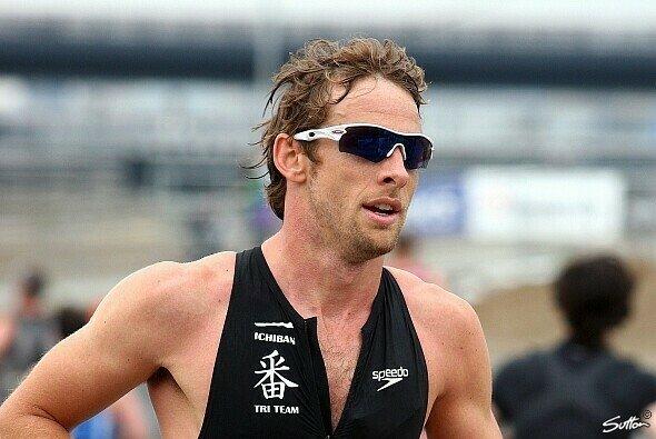 Jenson Button plagten Probleme mit den Beinmuskeln