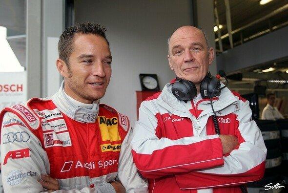 Urteil gegen Audi: Dr. Wolfgang Ullrich und Timo Scheider wurden bestraft - Foto: Sutton