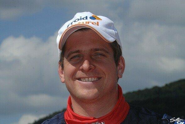 Francois Duval würde gern wieder bei Ford ind er WRC einsteigen