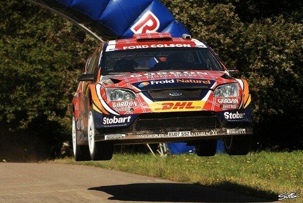 Francois Duval bietet sich für ein Comeback in die WRC an