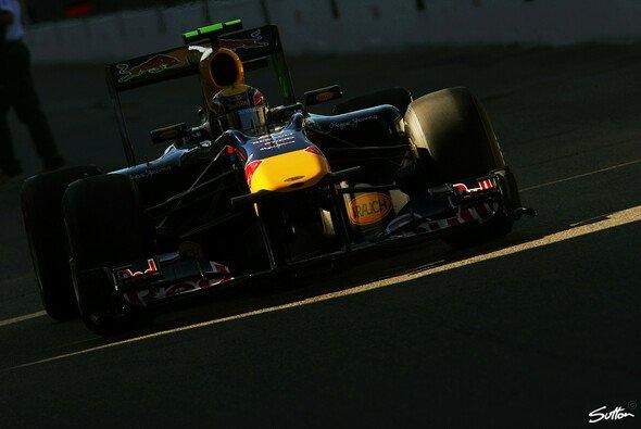 Mark Webber fuhr die Bestzeit in Singapur - Foto: Sutton