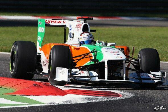 Force India knapp am Q3 vorbei - Foto: Sutton