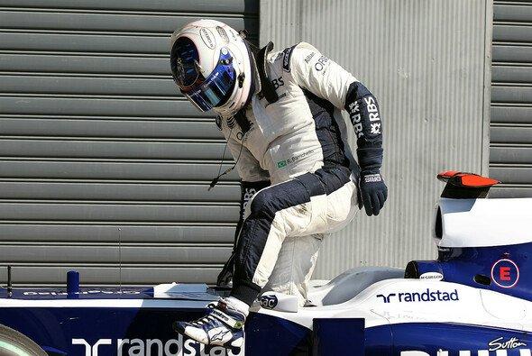 Barrichello hat Potenzial nicht ausgeschöpft - Foto: Sutton