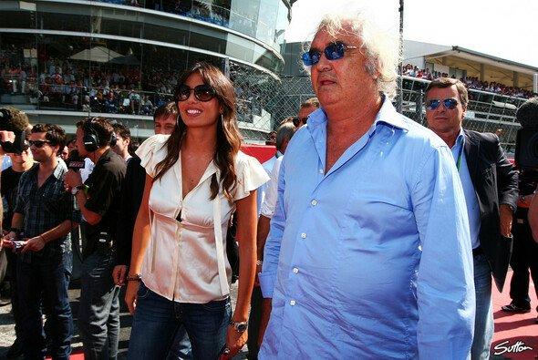 Flavio Briatore gefällt die neue Formel 1