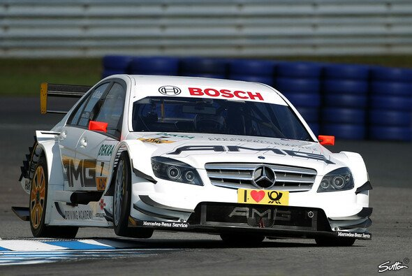 Paul Di Resta erneut auf Pole-Position - Foto: Sutton