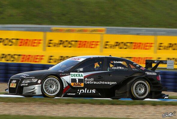 Timo Scheider startet im Rennen von der vierten Position - Foto: Sutton