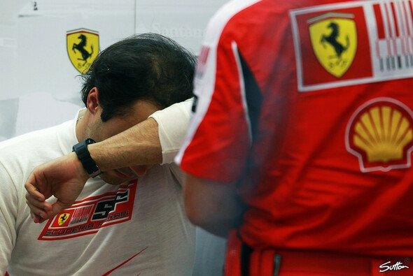 Massa: Titel ist weg - Foto: Sutton