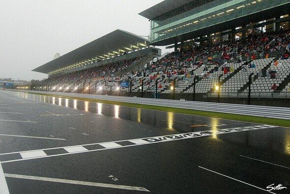 Wie zulezt 2010 wird die Qualifikation zum Japan GP auf Sonntag verschoben - Foto: Sutton