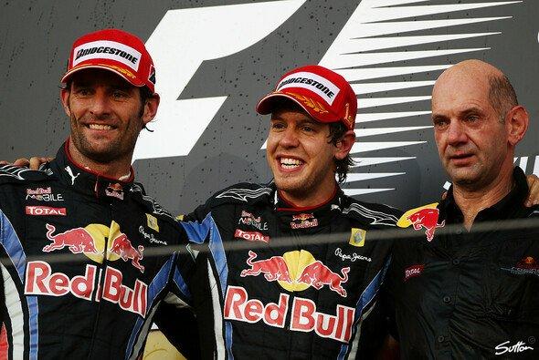 Die MSM-Leser haben im Dreamteam-Vote für Red Bull die Saison 2013 zurückgeholt - Foto: Sutton