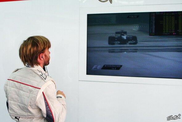 Heidfeld tippt auf Webber als Weltmeister - Foto: Sutton