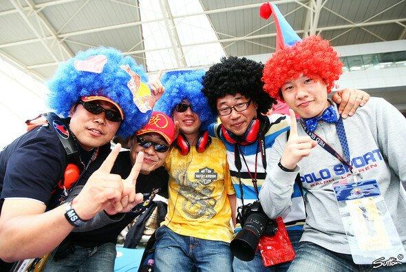 Die Fans wünschen sich viele Rennen - Foto: Sutton