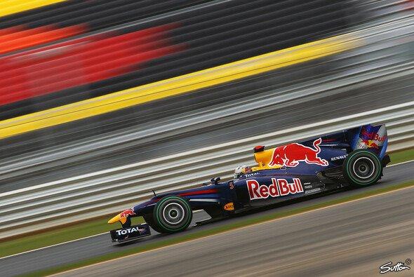 Sebastian Vettel hat die beste Ausgangslage fürs Rennen
