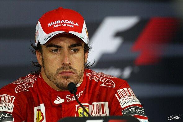 Fernando Alonso ist aktuell Eddie Jordans WM-Favorit - Foto: Sutton
