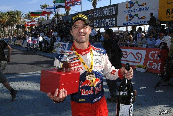 Sébastien Loeb bleibt auf Asphalt weiter ungeschlagen seit 2004. - Foto: Sutton