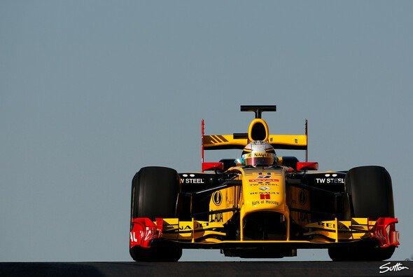 Passt es finanziell, könnte Renault werksseitig in die Formel 1 zurückkehren - Foto: Sutton