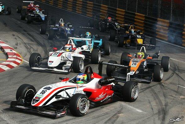 2010 fuhr Roberto Merhi erstmals für Prema in Macau - ein Jahr später folgt beim Stadtklassiker sein letzter Auftritt für das Team