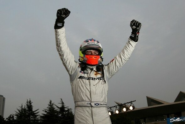 Paul di Resta verließ die DTM und Mercedes als Champion - nun will er zurück auf den Thron