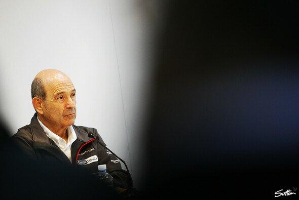 Peter Sauber und sein Team haben viele Interessenten, die nicht auffallen wollen - Foto: Sutton