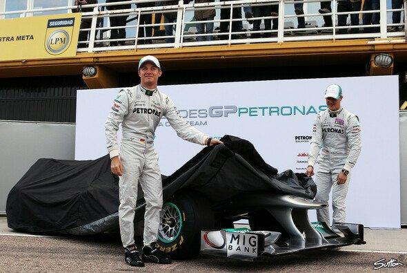 Der Nachfolger des F1 W03 wird bald enthüllt