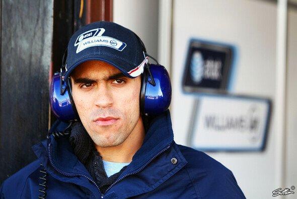 Pastor Maldonado soll 2011 viel von Teamkollege Rubens Barrichello lernen - Foto: Sutton