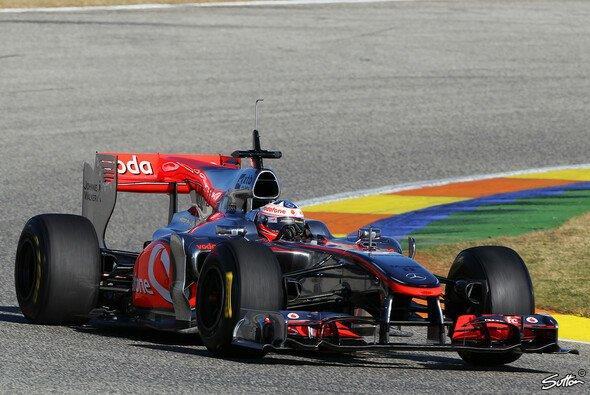 McLaren verlängert Vertrag mit Paffett - Foto: Sutton