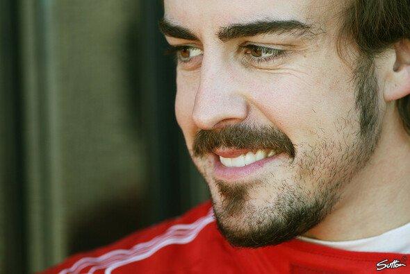 Fernando Alonso hat Respekt vor seinen Konkurrenten - Foto: Sutton