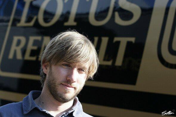 Nick Heidfeld wird wohl Robert Kubicas Platz bei Renault einnehmen - Foto: Sutton