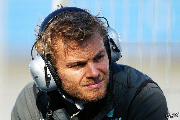 Nico Rosberg musste mehr zusehen, als ihm lieb war - Foto: Sutton
