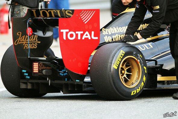 Der Heckflügel rückt 2011 in der Formel 1 stärker in den Fokus - Foto: Sutton