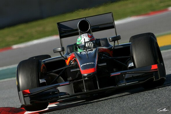 Wird Liuzzi 2011 fahren? - Foto: Sutton