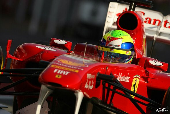 Massa: Red Bull ist definitiv schnell - Foto: Sutton