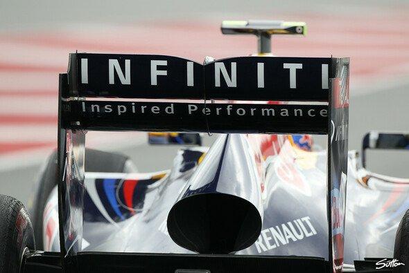 Infiniti wird erster Titelpartner von Red Bull Racing