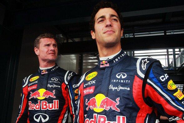 David Coulthard sieht Daniel Ricciardo bei Red Bull im Vorteil