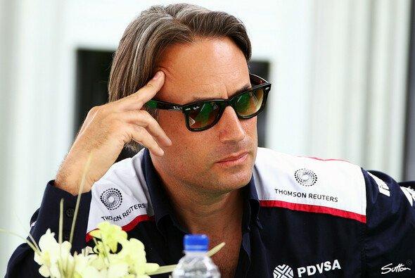 Adam Parr freut sich über den Zuwachs im Williams-Aufsichtsrat