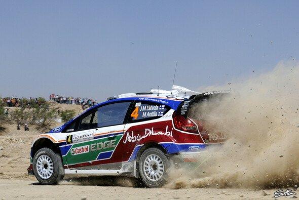 Jari-Matti Latvala war der Verlierer der engsten Entscheidung der WRC-Geschichte - Foto: Sutton